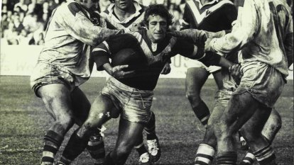 League mourns the passing of Roosters legend 'Bunny' Reilly