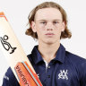 Batting wunderkind to debut for Victoria