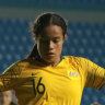 Teen sensation named alongside Matildas stars in World Cup squad