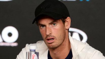 Murray 'optimistic' on return to ATP Tour