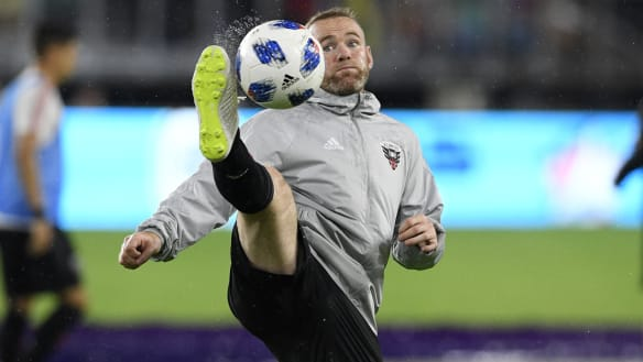 Captain's armband a possibility for Rooney in tribute match