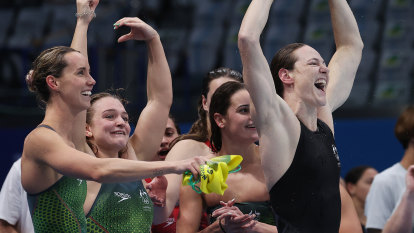 Swimming must not squander public's emotional investment in its new stars