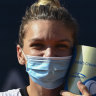 Simona Halep's withdrawal leaves US Open with just four top-10 women