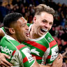 Why Rabbitohs rookie Taaffe is more South Sydney than Reynolds
