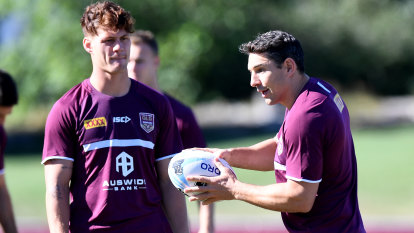 'I'm going to do this my way': Slater ready for new Origin role