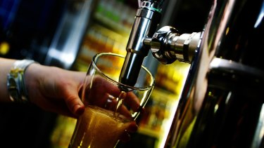 Australians are paying more tax on beer than any other developed nation.