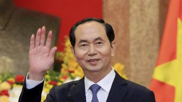 Vietnamese President Tran Dai Quang passed away on Friday.