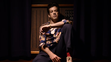 Musician, DJ, singer, songwriter and producer Mark Ronson is in Australia to promote his latest album Late Night Feelings.