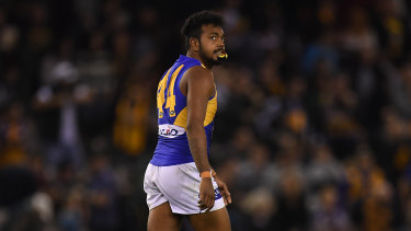 Willie Rioli is set to return for the Eagles on Friday night.