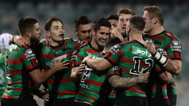 South Sydney are one of the NRL's leading brands.