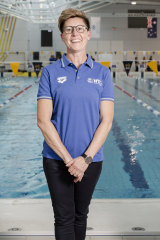 Tracey Menzies is the only woman to coach an Australian swimmer to an Olympic gold medal this century.