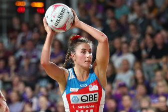 The Swifts will be looking to rebuild some confidence before the finals despite the loss of their skipper Maddy Proud.