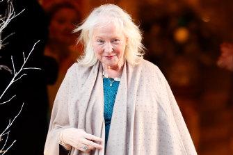 Angela Kelly, the Queen's senior dresser