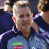 Ross Lyon sticks to his guns in defence of Jesse Hogan