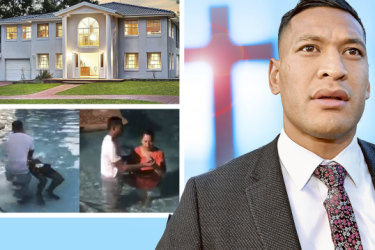Scott Morrison and Hillsong are 'going to hell':  Inside Israel Folau's church