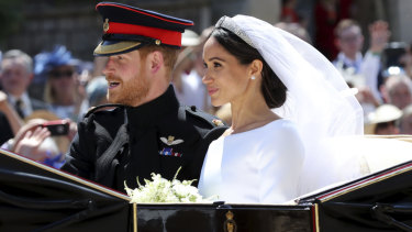 Thomas Markle said he had a heart attack days before the wedding and cried when he watched it on TV.