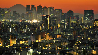 Tokyo has been identified as a shining example of urban planning.