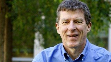 Professor Ian Frazer, award-winning immunologist and cancer researcher.