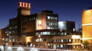 The brewery director said the XXXX Brewery at Milton is not going anywhere.