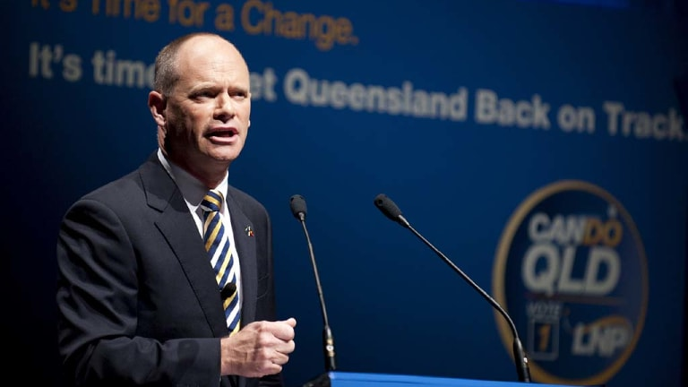 Former LNP leader Campbell Newman has been asked to leave the party.