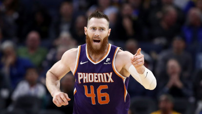 Baynes pens open letter on racism, life with his mixed-race family