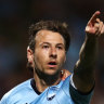 Sydney FC fear no one in the A-League, says Le Fondre