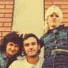 Here's trouble! Amyl and the Sniffers spray it like it is