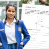 'One of the hardest exams I've come across': New maths common content splits HSC students