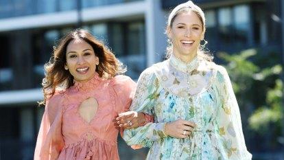 Sydney's last-minute dash for winning racewear