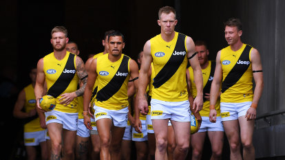 Real Footy podcast: Is there a pattern emerging at Richmond?