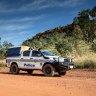 Spectator dies after being hit by vehicle in Finke Desert Race