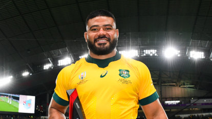 Latu wants more from fellow forwards in 'grand final' against Wales