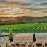Australia's greatest places for a wine holiday