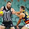 As it happened: Gold Coast Suns upset West Coast, Melbourne Demons pip Carlton Blues, Port Adelaide Power smash Adelaide Crows, Brisbane Lions edge Fremantle Dockers