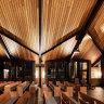 Concrete block church gets heavenly reincarnation