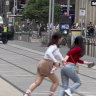 Bourke Street accused also charged with assaulting a man with a metal pole