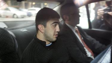 Gangland getaway driver Faruk Orman in 2007.