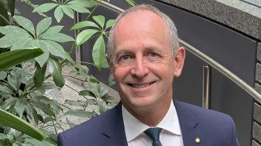 Australian Logistics Council chief executive Kirk Coningham
