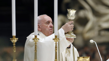 Pope Francis has reiterated the Catholic Church's stance against euthanasia.