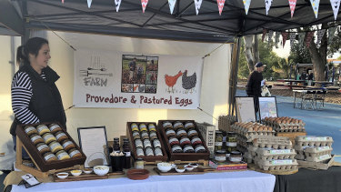 The Bayswater Growers Market will run year-round and focus on fresh and different produce.