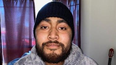 Former Cronulla Sharks forward Fine Kula is fighting a brave battle against brain cancer.
