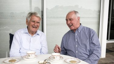 Former prime ministers Bob Hawke and Paul Keating recently reunited to endorse Bill Shorten's plan for the economy.