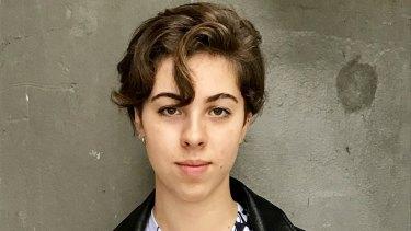 Hannah Bachelard, 16, is a Year 11 student atThe Mac.Robertson Girls' High school.