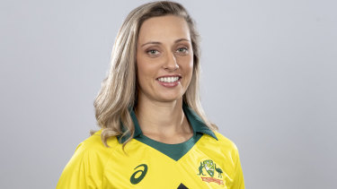 Australian cricketer Ashleigh Gardner shows great form ahead of the Ashes series.