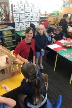 Kindergarten teacher Sascha Colley is travelling to Finland to investigate the benefits of child's play.