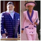 A meme from the Instagram account Master Dressed, inspired by Matt Preston's sartorial choices on MasterChef.