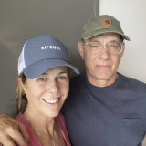 Tom Hanks and his wife Rita Wilson  in Australian quarantine after both tested positive for coronavirus.