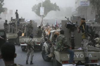The war in Yemen is considered a proxy war between Saudi Arabia and Iran.