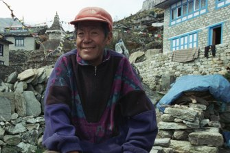 Ang Rita Sherpa is the only person to have ascended Everest 10 times, from 1983 to 1996.