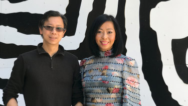 Celeste and Hui Ong have marked $2 million for investment to launch Pair.